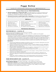 4 Human Resource Recruiter Resume Emt Resume