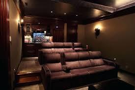 basement movie room. Simple Room Small Movie Room Ideas Tomato Color Interior  Decorating   On Basement Movie Room