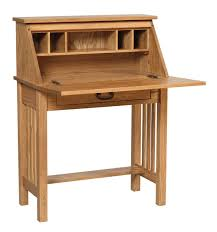 our all wood selina mission secretary desk with a drop front work area has an american mission style fused with authentic amish craftsmanship