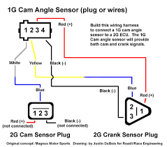 1g cas wiring in 2g can't locate cam sensor plug dsmtuners 2g Gst Wiring Diagram on top of the wiring you'll also need to invert the signal by moving a few wires around on the ecu harness, heres the write up from road race Light Switch Wiring Diagram