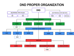 Chart Organization Of Local Government Dnd Organizational Structure