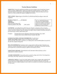 Another Name For Resume 11 Education Objective Examples Dragon Fire Defense