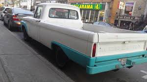 An old Mercury pick up truck - YouTube