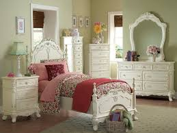 girls white bedroom sets. amazon.com: cinderella full bed by homelegance in off-white/cream: kitchen \u0026 dining girls white bedroom sets e