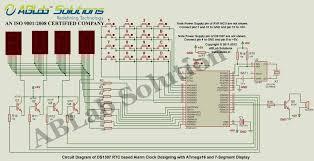 segment clock circuit diagram the wiring diagram 7 segment clock circuit diagram wiring diagram wiring diagram