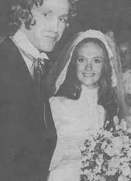 ChristopherPennock marries first wife, actress #MarilynJoseph, in June  1970. She played #LornaBell in two epi…   Dark shadows tv show, Shadow  photos, Shadow images