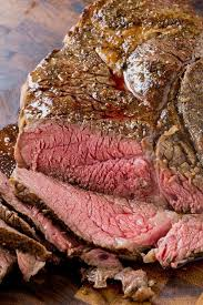 deli sliced roast beef. Fine Sliced Slow Cooker Roast Beef That You Can Slice Into Tender Slices Cooked To A  Perfect Medium Temperature Enjoy For Dinner Or Sliced Thinly In Sandwiches  On Deli Sliced 2