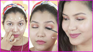 म कअप क स कर घर पर how to do makeup step by step for beginners in hindi
