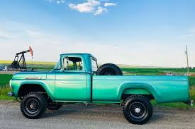 1960 Mercury M250 4x4 How many were made - Ford Truck Enthusiasts Forums