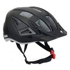 Zefal Helmet Light Zefal Black Universal Dial Fit Light Up Bike Helmet 17