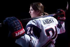 Boston Pride's Hilary Knight on Making History in the NWHL