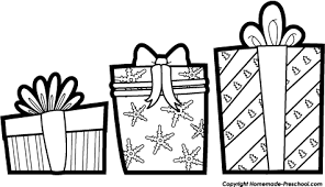 birthday present clip art black and white. Interesting Art Christmas Presents Clip Art Black And White  Find Craft Ideas Within  Present Clipart Inside Birthday C