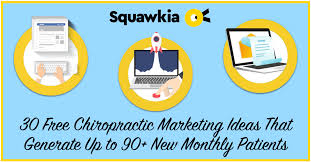 30 Free Chiropractic Marketing Ideas That Generate Up To 90