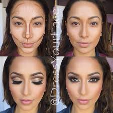 makeup tutorials with professional makeup steps with it involves diffe shades of concealer foundation