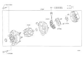 TOYOTA HILUXLAN25R-TRMDEN - TOOL-ENGINE-FUEL - ALTERNATOR   Japan ...