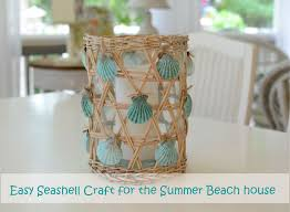 Alluring Nautical Beach House Decorating Also Nautical Beach House  Decorating Craft With Seashell Craft in Beach