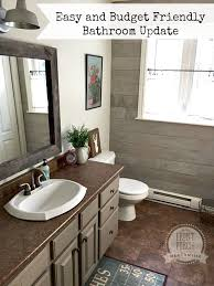 bathroom update ideas. Collection In Easy Bathroom Remodel Ideas And Best 25 Updates On Home Design Update