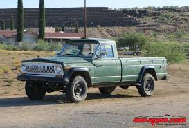 jeep creep chevy v8 swaps xj tires options fuse trouble and more a few years ago i bought a 1974 jeep j20 ¾ ton 4wd pickup it has the 401 amc v 8 th400 automatic and quadratrac transfer case