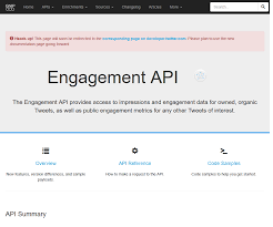 Premier Lotto Classification Chart Gnip Engagement Api Overview Documentation Alternatives