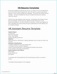 Good Font For Resume Resume For Human Resources Assistant Classy Best Human