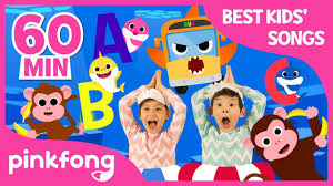 Baby <b>Shark</b> Dance and more   +Compilation   Best Kids Songs ...