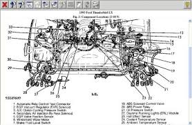 similiar fuel system diagram ford thunderbird keywords engine knocking hello i own a 1993 ford thunderbird 5 0 v8 lx