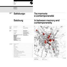 salzburg in between memory and contemporaneity accademia di  diploma salisburgo accademia di architettura mendrisio