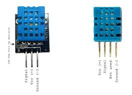 how to set up the dht11 humidity sensor on an arduino comparison of three pin dht11 vs four pin dht11