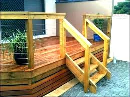 build wood steps over concrete how to build a wood deck s steps over concrete porch