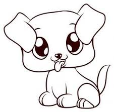 cute puppy drawings in pencil for kids. Fine Puppy How To Draw A Puppy Step 6 With Cute Puppy Drawings In Pencil For Kids
