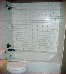 bathtub and surround update a bathtub surround using bathtub surround installation instructions