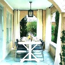 outdoor porch curtains. Outdoor Patio Curtains Ideas Idea Marvelous Curtain Porch S
