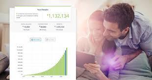 Investment And Retirement Calculator Daveramsey Com