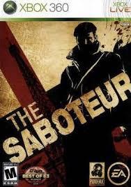 Saboteur RGH Español 4.49gb Xbox 360 [Mega+] Xbox Ps3 Pc Xbox360 Wii Nintendo Mac Linux