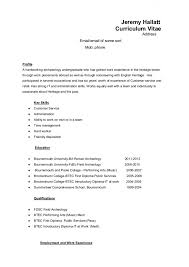 Charming Good Things To Put In A College Resume Images Example