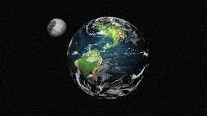 Earth And Moon Wallpapers - Wallpaper Cave