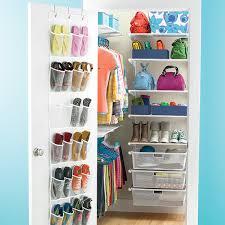 teen walk in closet. Modren Walk How To Organize Shoes In A Small Space White Elfa Walk Teen Closet On T