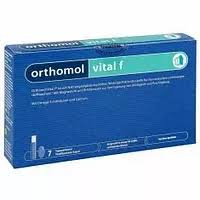 <b>Orthomol</b> (<b>Ортомоль</b>) <b>Vital</b> F жидкость фл. 20 мл + капсулы 800 мг ...