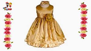 Frock Designs Gallery Winter Collection New Fancy Cotton Baby Frock Designs Kids