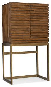 Living Room Bar Cabinet Hooker Furniture Living Room Big Sur Bar Cabinet 5453 50001 Mwd