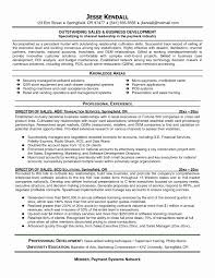 Fortune 500 Resume Examples Best Of Process Technician Resume