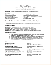 Resume Template For Entry Level 5 Entry Level Resume Template Download Business