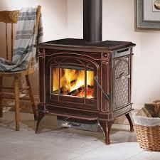 napoleon 1100cn 1 banff cast iron wood stove majolica brown woodlanddirect com