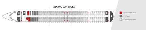 Boeing 737 900 Seating Chart Seating