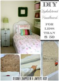 diy headboard for twin bed  trendy interior or fascinating twin