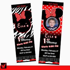 Minnie Mouse Blank Invitation Template Coed Baby Shower Invitation Templates Baby Gift And Shower