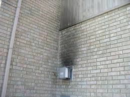 gas fireplace vent exterior wall