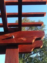 Outdoor Decor Company Outdoor Pergola By Western Patio Company In Spring Texas