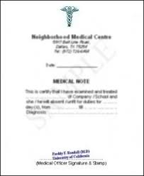 Methodist Doctors Note Doctors Excuse For Work Template By Admin Filed In