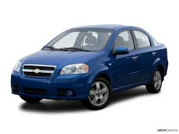 2007 Chevrolet Aveo lt Market Value - What's My Car Worth